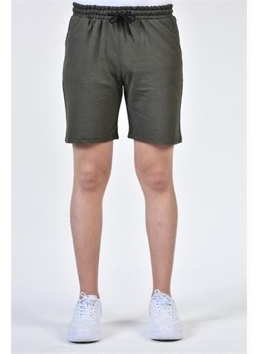 Rodi Jeans Erkek Renkli Basic Şort TY21YE140150 Haki